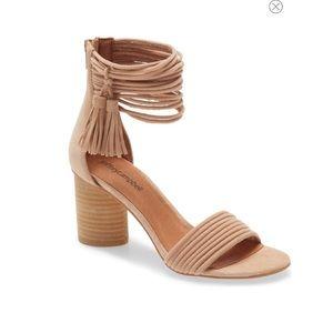 New! Jeffrey Campbell Pallas Ankle Strap Sandal